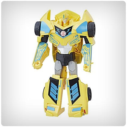 Transformers: RID Combiner Force Power Surge Bumblebee