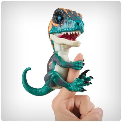 WowWee Fury Untamed Raptor by Fingerlings