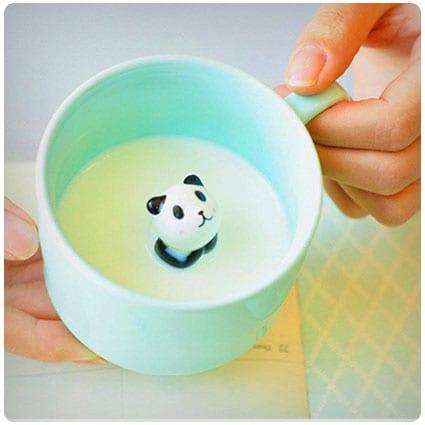 ZaH 3D Panda Mug