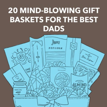 Gift Baskets For Dad