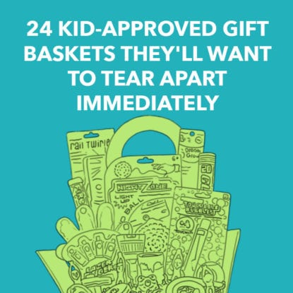 gifts baskets for kids