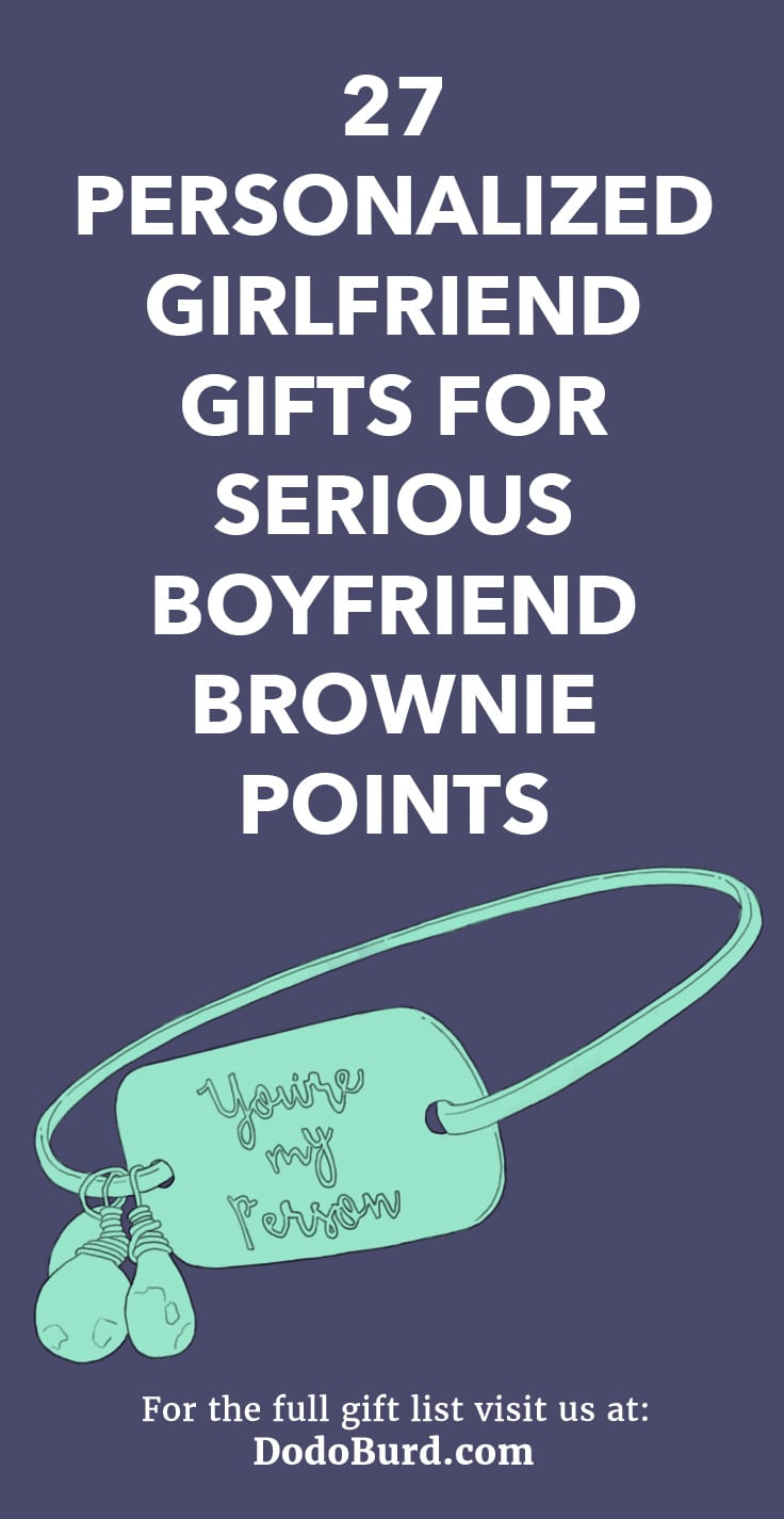 Don't spend hours at the mall searching for a one-of-a-kind gift for your girl when you can just check out this personalized gifts for girlfriend list…