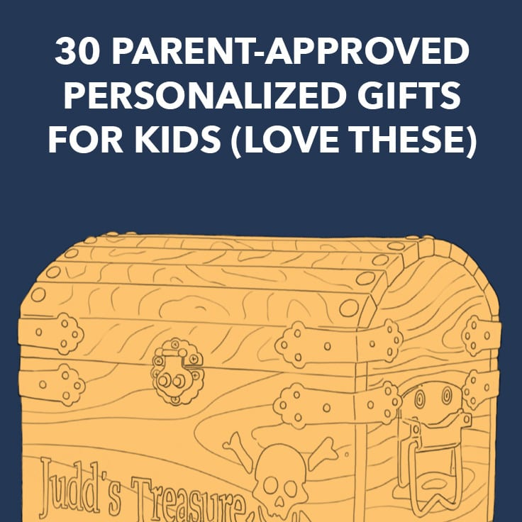30 Parent Approved Personalized Gifts For Kids Love These Dodo Burd