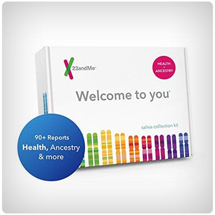 23andMe DNA Ancestry and Health Test Kit