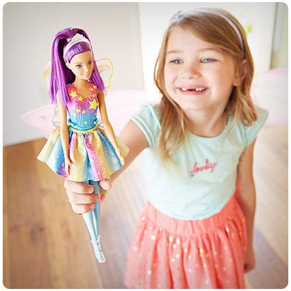 Barbie Dreamtopia Rainbow Cove Fairy Doll