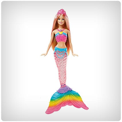 Barbie Dreamtopia Rainbow Lights Mermaid Doll