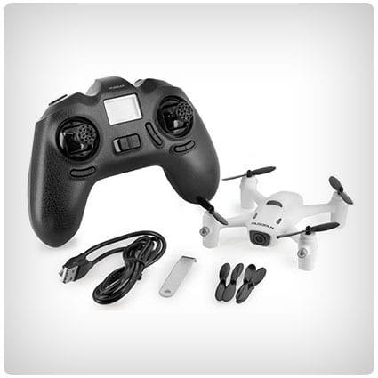 Hubsan Camera 6-Axis Gyro RC Headless Quadcopter