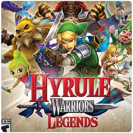Hyrule Warriors: Legends Nintendo 3DS Game