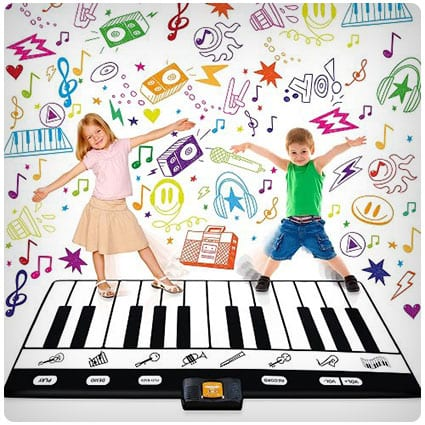 Keyboard Playmat