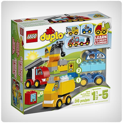 LEGO DUPLO My First Cars and Trucks