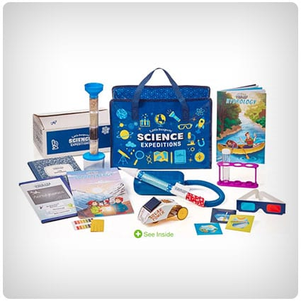 Little Passports Science Expeditions Subscription Box