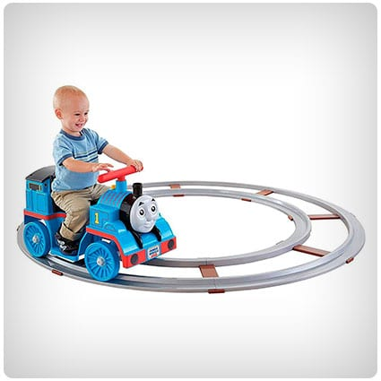 Power Wheels Thomas & Friends with Track