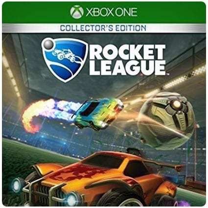 Rocket League Xbox One Game