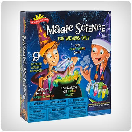 Scientific Explorer Science for Wizards Only Kit