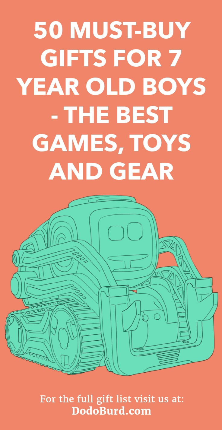 50 Must Buy Gifts For 7 Year Old Boys The Best Games Toys And Gear