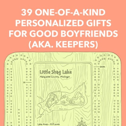 personalized gifts for boyfriend