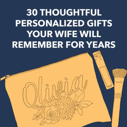 personalized gifts for wife