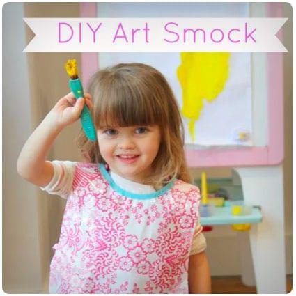 Diy Art Smock