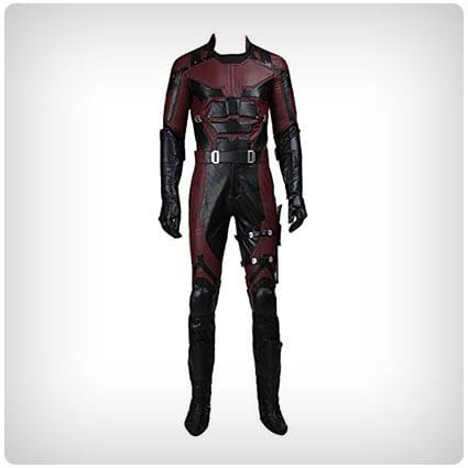 CosplayDiy Daredevil Superhero Costume