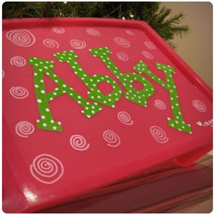 Diy Tray Gift Idea