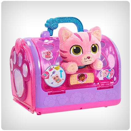 Doc McStuffins Go Carrier-Whisper
