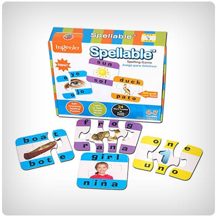 Ingenio Spellable Bilingual Spelling Game