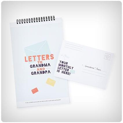 Letters To Grandma Grandpa