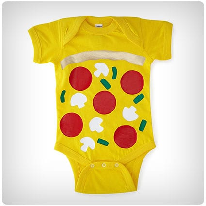 Pizza Babysuit