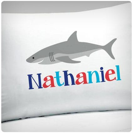 Shark Pillowcase