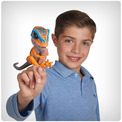 WowWee Untamed T-Rex by Fingerlings
