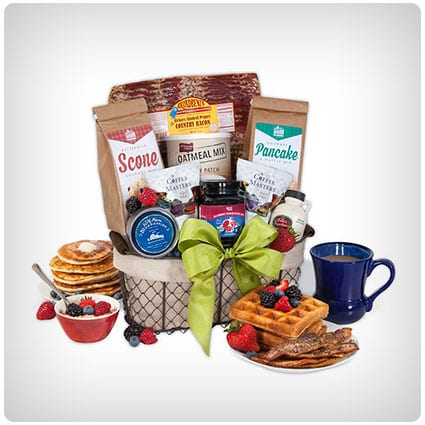Christmas Breakfast Gift Basket Select