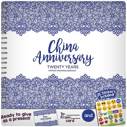 35 Legendary 20th Anniversary Gift Ideas For Him And Her Dodo Burd