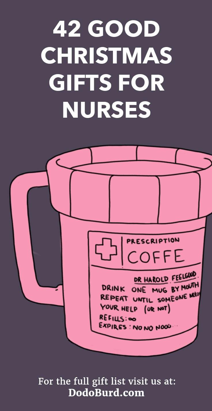 42 Good Christmas Gifts for Incredible Nurses