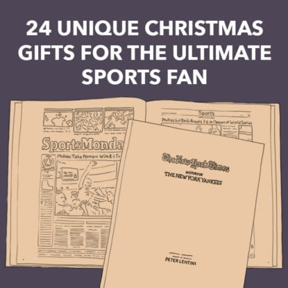 sports christmas gifts