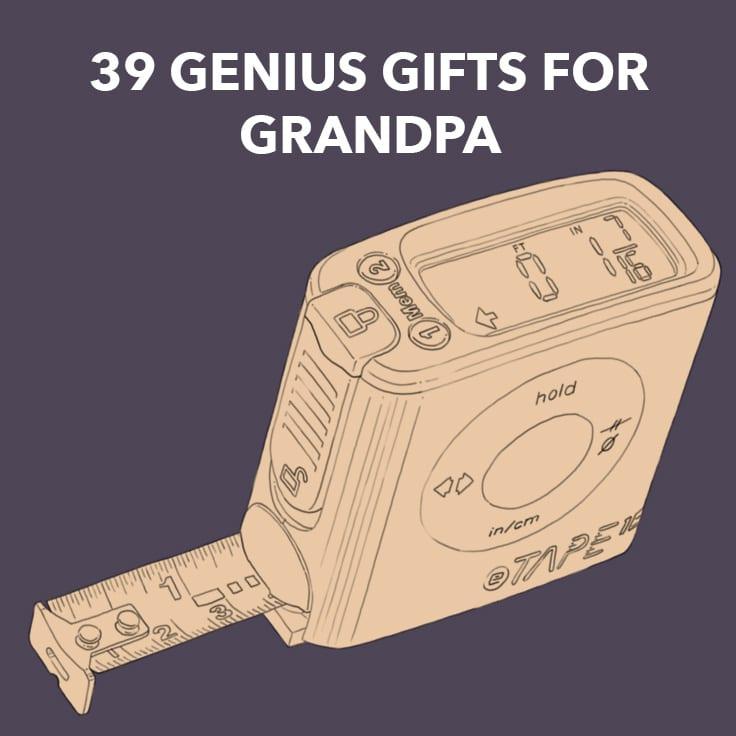 39 Genius Gifts for Grandpa - Unique Gift Ideas Heu0027ll Remember - Dodo Burd  sc 1 st  Dodo Burd & 39 Genius Gifts for Grandpa - Unique Gift Ideas Heu0027ll Remember ...