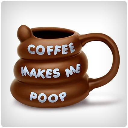 Kaffee BigMouth Inc lässt mich Tasse kacken