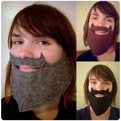 Diy Fake Beard