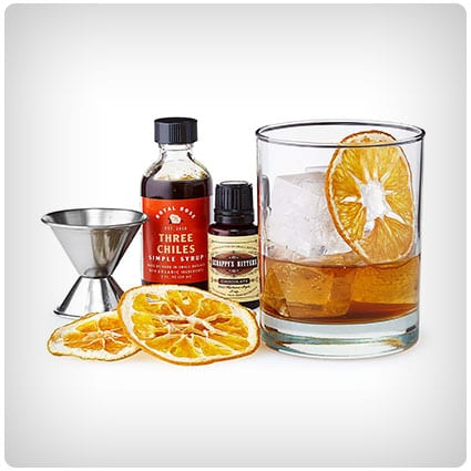 Spiced Old Fashioned Cocktail Kit