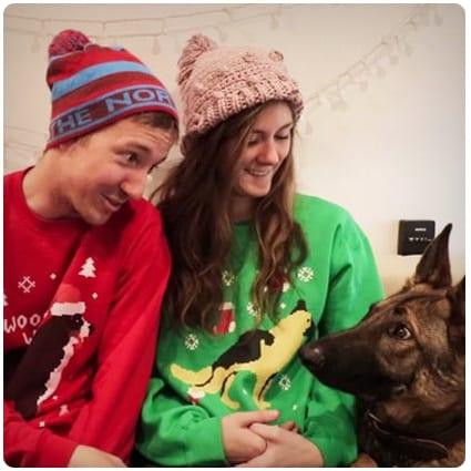 German Shepherd Christmas Sweater.121 Best Ugly Christmas Sweaters Of 2019 Ermahgerd Dodo