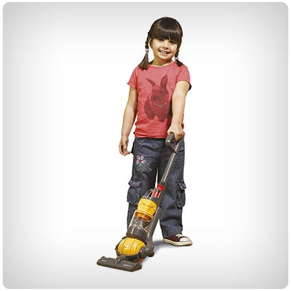 Dyson Ball Vacuum Toy With Real Suction and Sounds