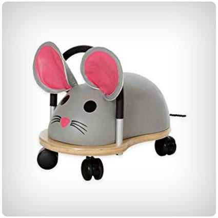 Prince Lionheart Wheely Mouse