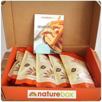 NatureBox Healthy Snack Subscription Box