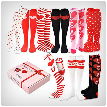 Socks with Gift Box