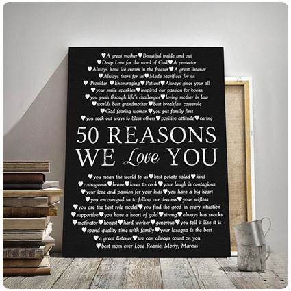 50 Reasons Why