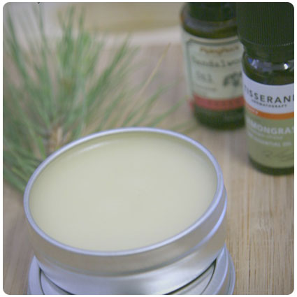 Diy Sandalwood Lemongrass Beard Balm