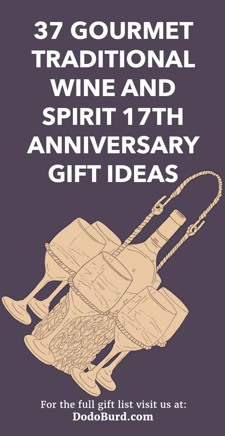 17th Anniversary Gift Ideas