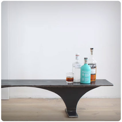 Diy Steel Table