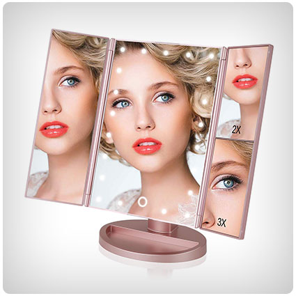 Easehold Vanity Makeup with LED Lights