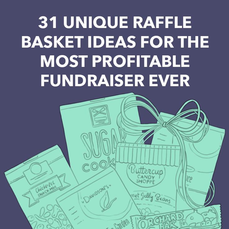 31 Unique Raffle Basket Ideas For The Most Profitable Fundraiser Ever Dodo Burd