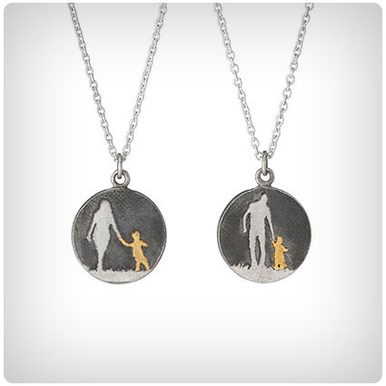 Guiding Parent Inspirational Necklaces